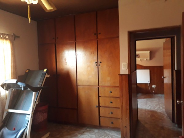 Casa 3 dorm en planta baja con quincho y patio