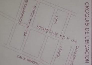 Vendo 2000 m2 en el Cerrito